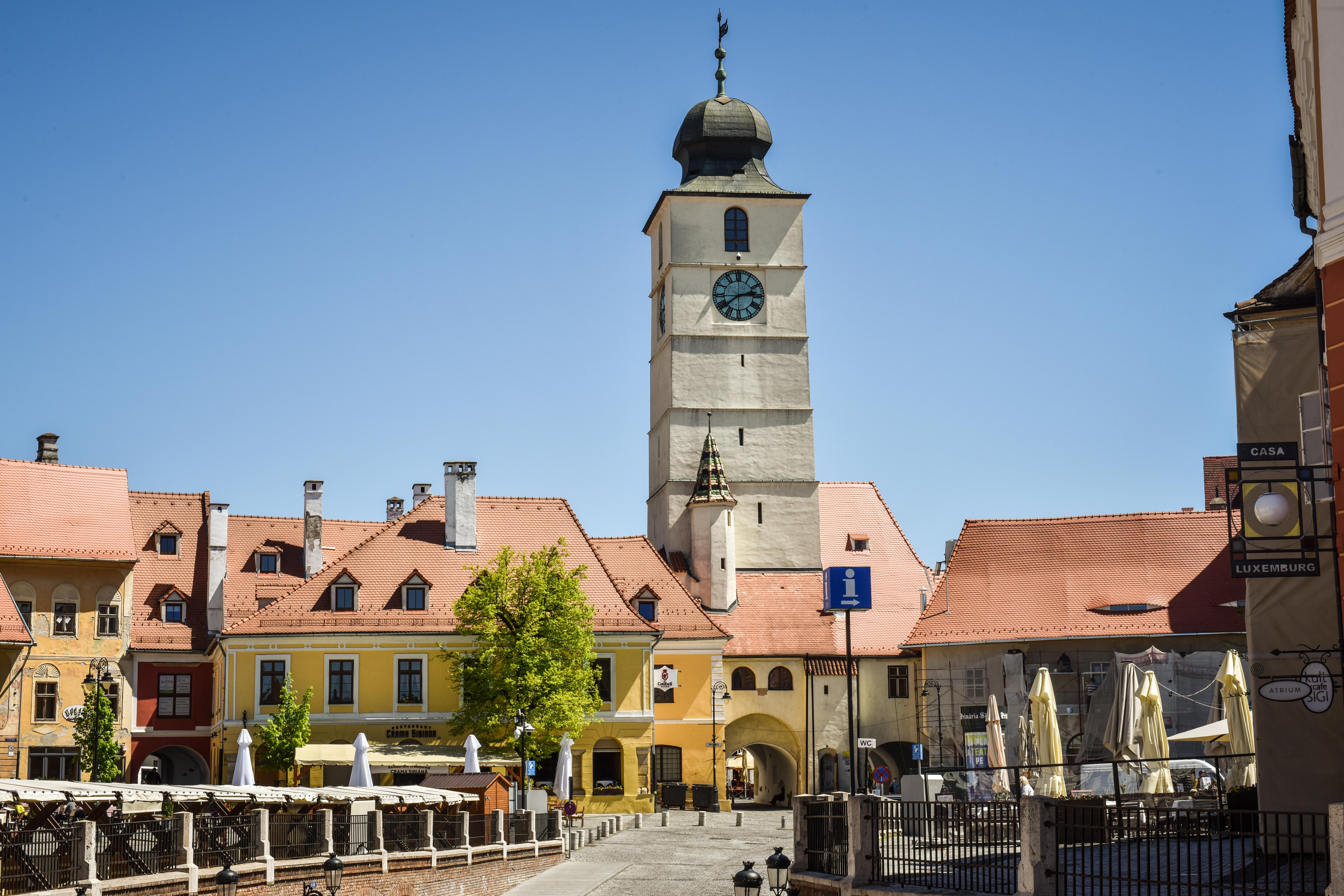 Incidența: Sibiul scade la 1,59, cu 271 de cazuri active. Situația în localitățile județului