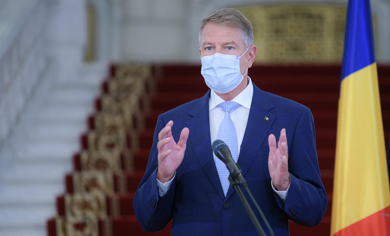 """""""În aer liber se renunţă la mască!"""" Iohannis a anunțat data de la care se renunță la obligativitatea purtării măștii"""