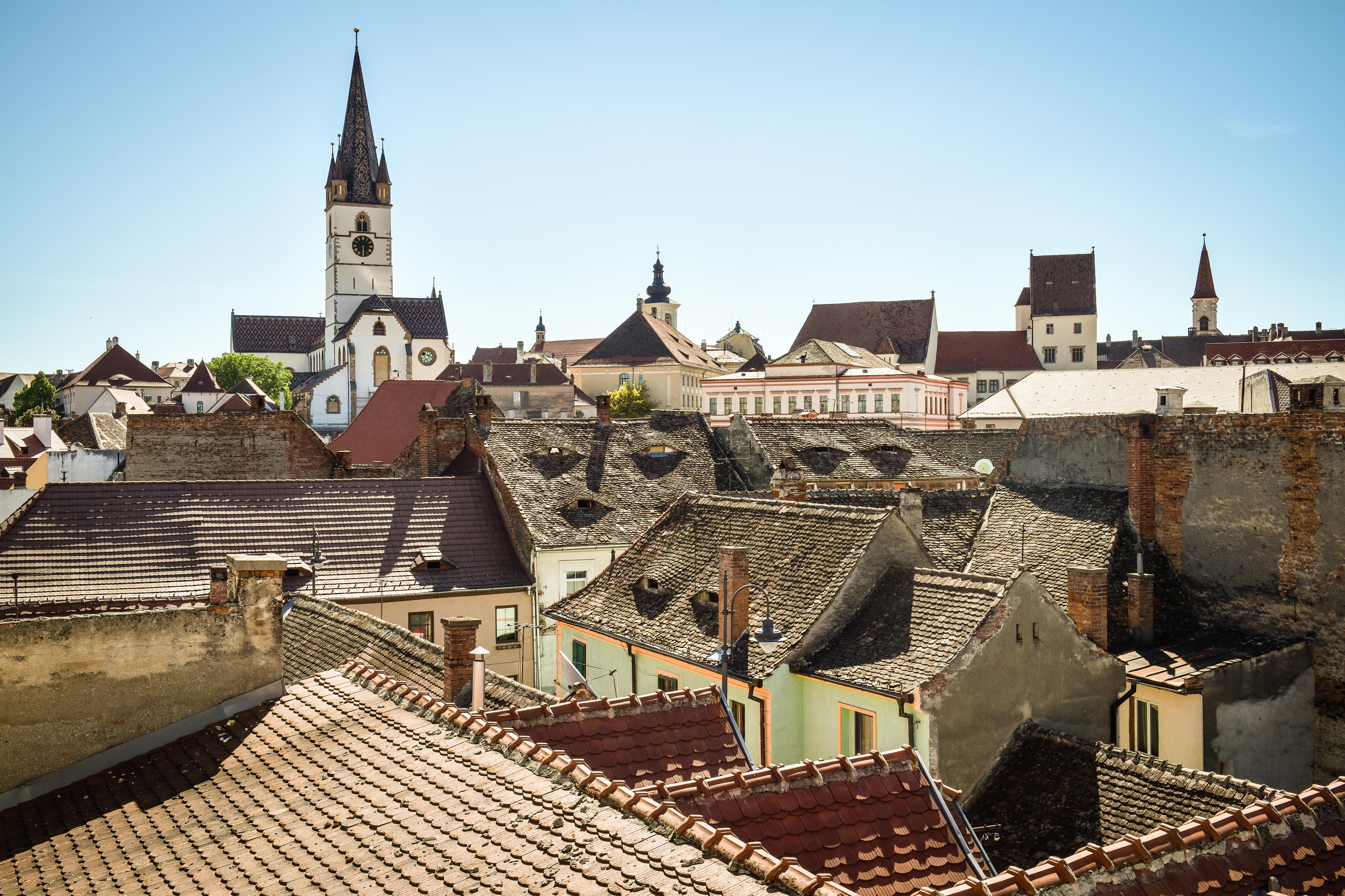 1,47 - rata de infectare în municipiul Sibiu. În județ, doar trei localități au rata incidenței peste 2 la mia de locuitori