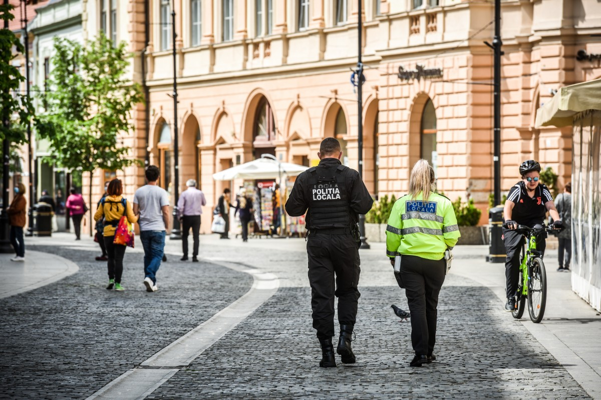 Doi cisnădieni carantinați au fost amendați după ce au sfidat autoritățile și au plecat de acasă