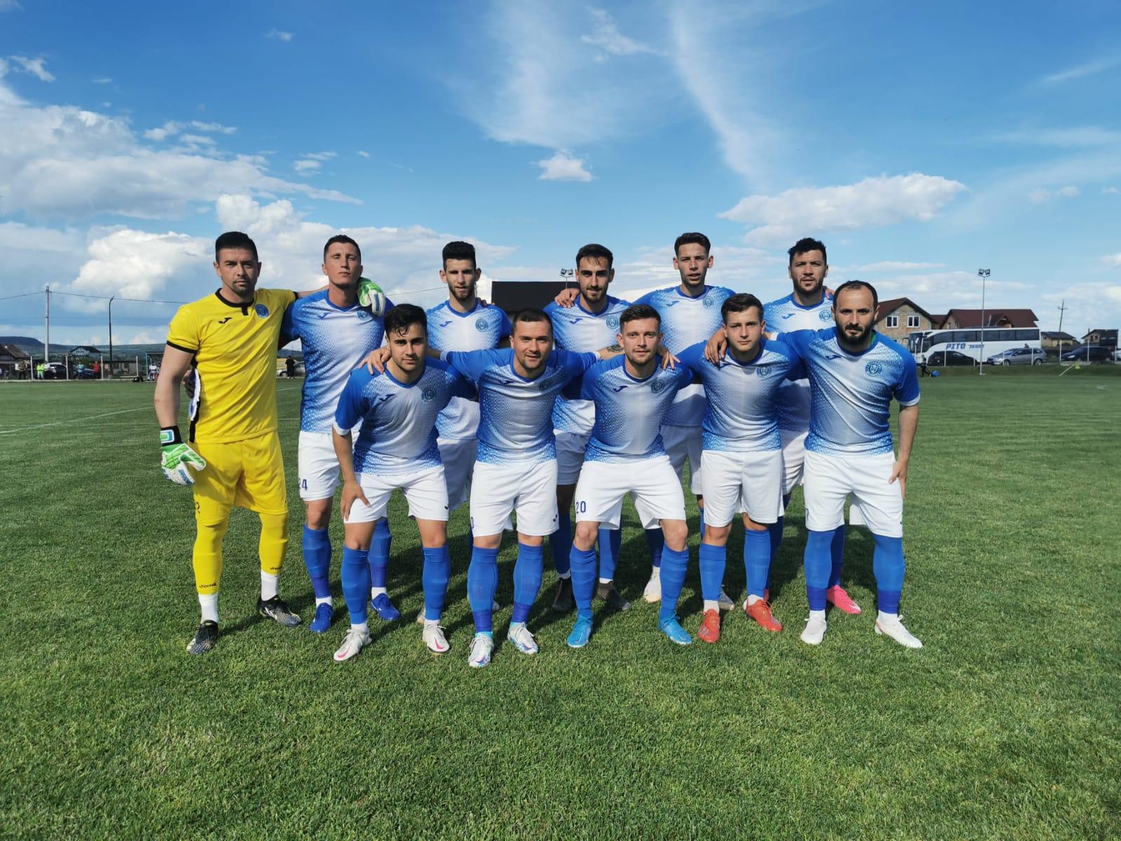 Județul va avea echipă în Liga 2: Viitorul Șelimbăr și Măgura Cisnădie joacă barajul
