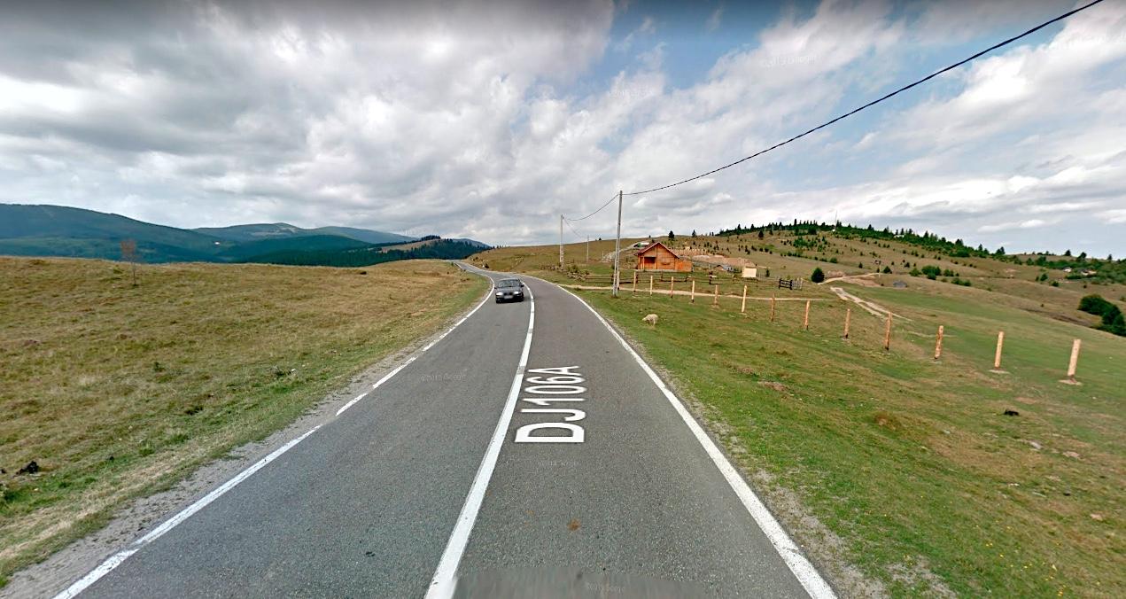 800 de m din drumul către Păltiniș vor fi reasfaltați