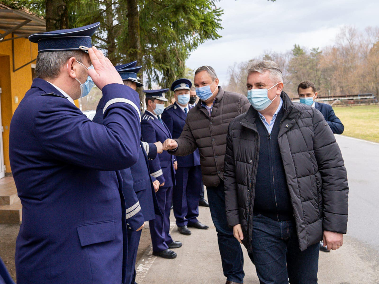 Bode, despre ancheta de la Sibiu în care sunt vizaţi 25 de poliţişti: Ne facem curăţenie în propria ogradă