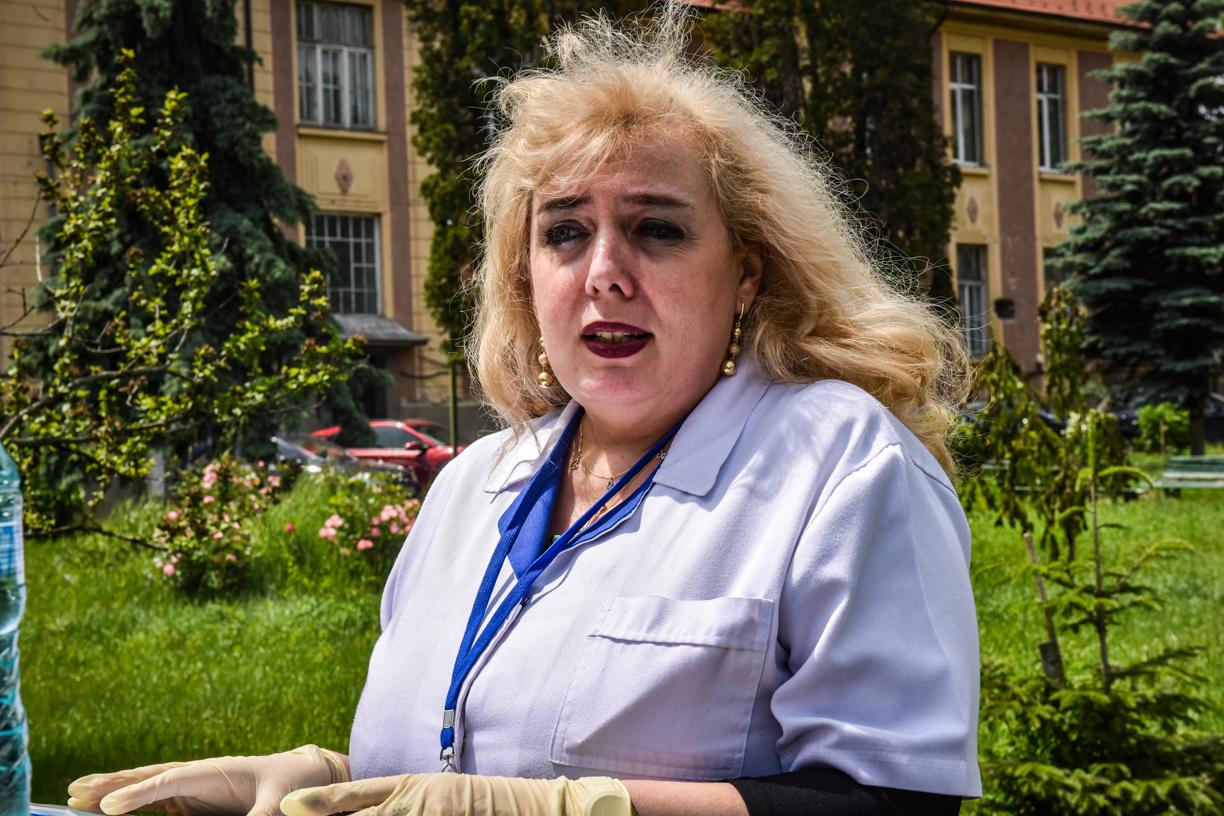 După ce a demisionat, Coldea candidează din nou pentru conducerea Spitalului Județean Sibiu