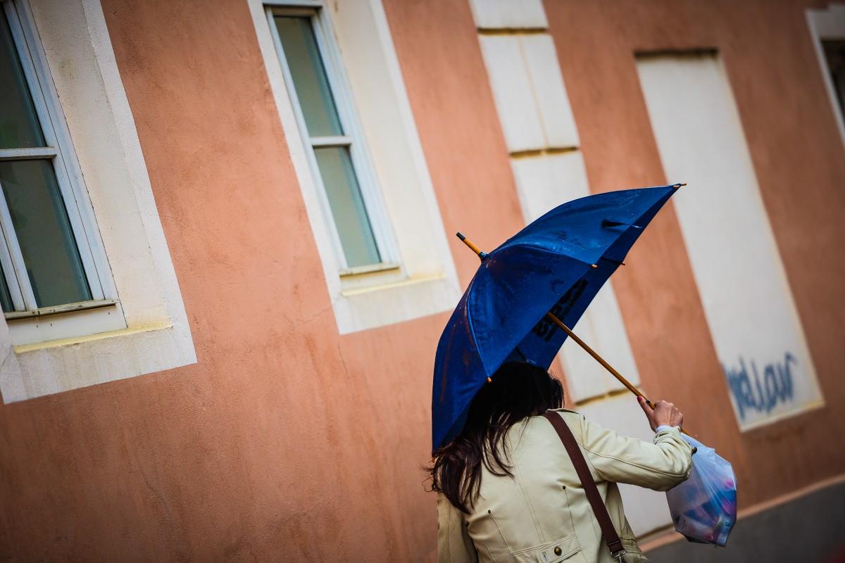 Cod galben de vânt puternic în mai multe localități din județul Sibiu