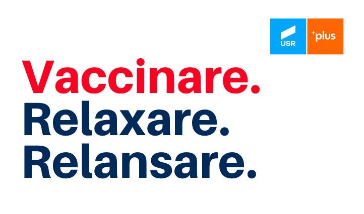 Alianța USR PLUS Sibiu se alătură promovării campaniei de vaccinare împotriva COVID19