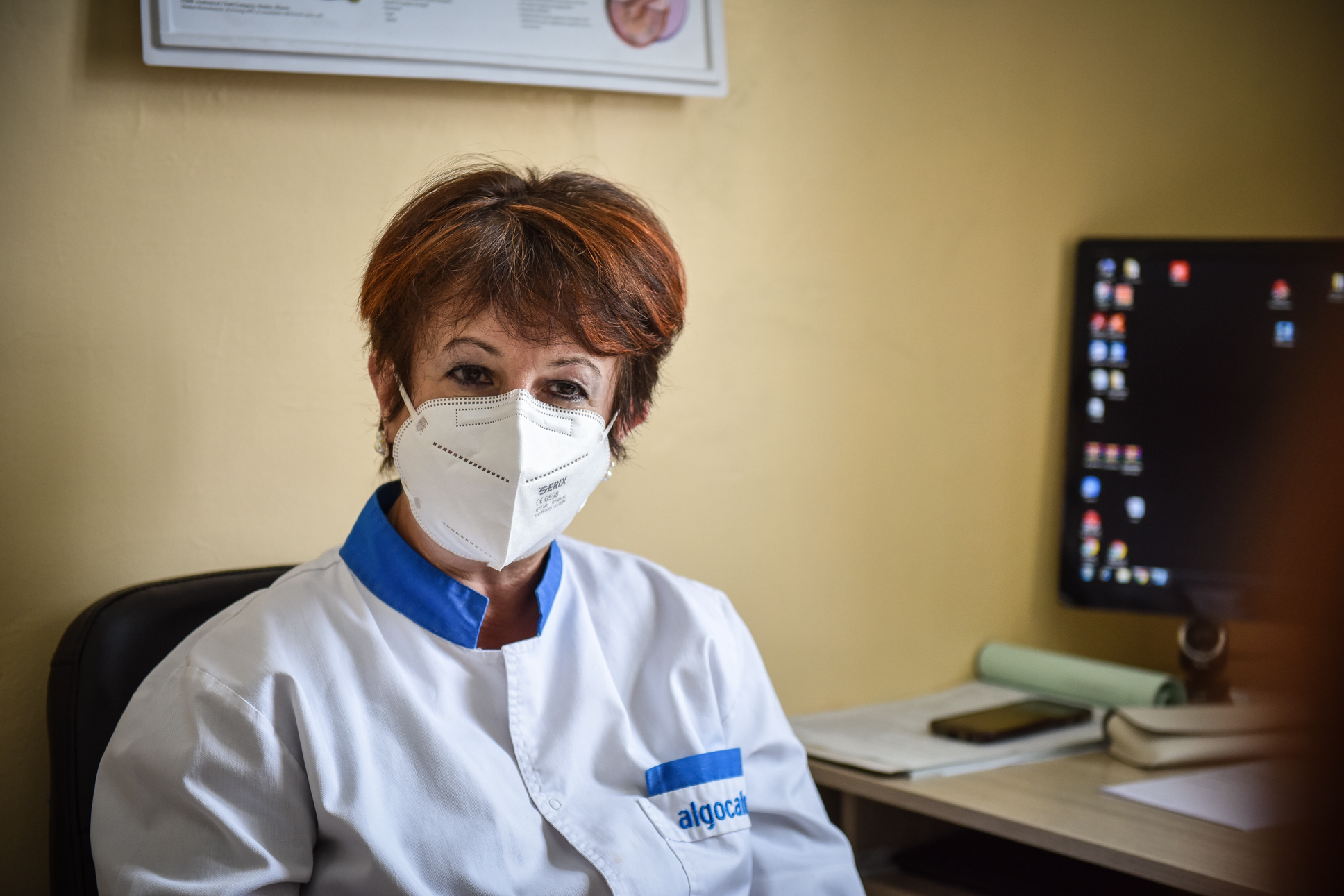 Dr. Lavinia Danciu despre schimbarea la față a spitalului TBC și despre cum se va termina pandemia de COVID