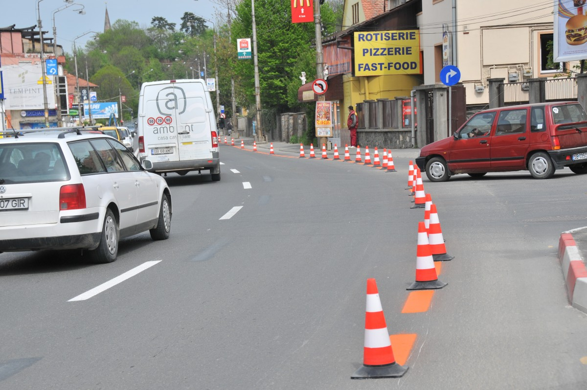 Mobilitatea Sibiului. Avem un plan de patru ani. Cât s-a realizat?