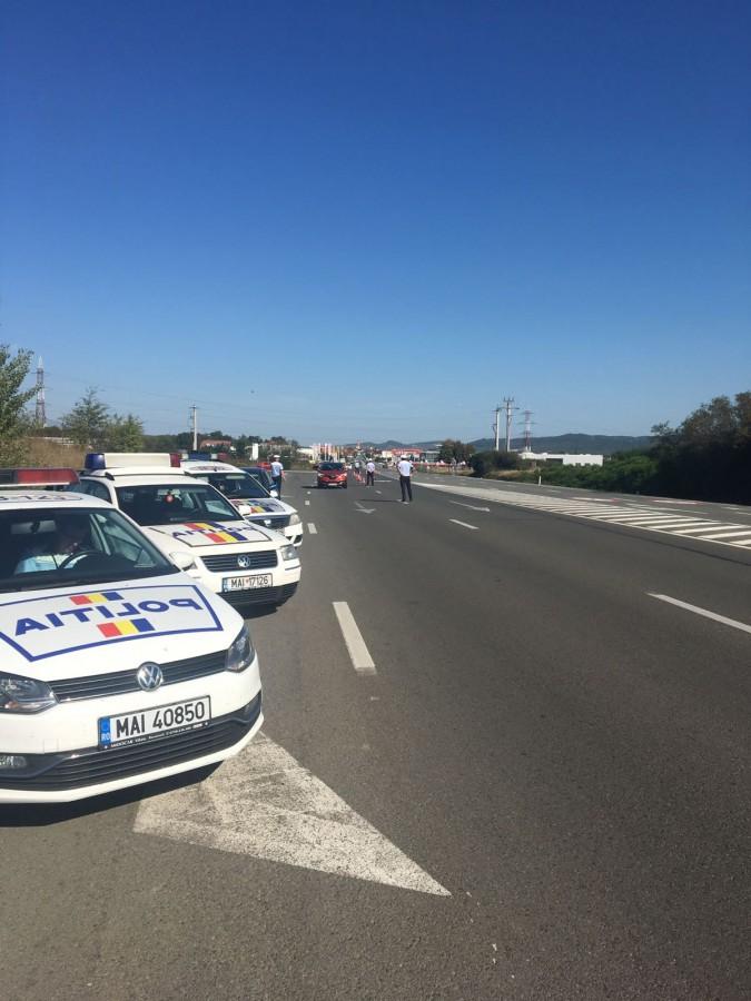 Principala problemă a polițiștilor sibieni de Paști: Plin de șoferi băuți la volan