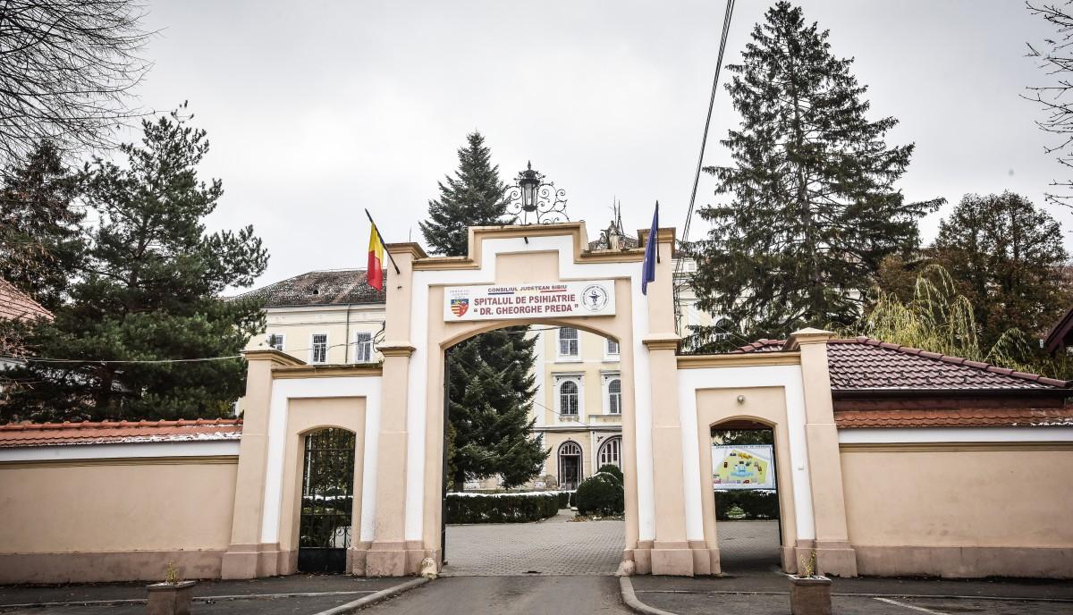 Se caută manager pentru Spitalul Clinic de Psihiatrie din Sibiu. Cei interesați pot vizita unitatea medicală