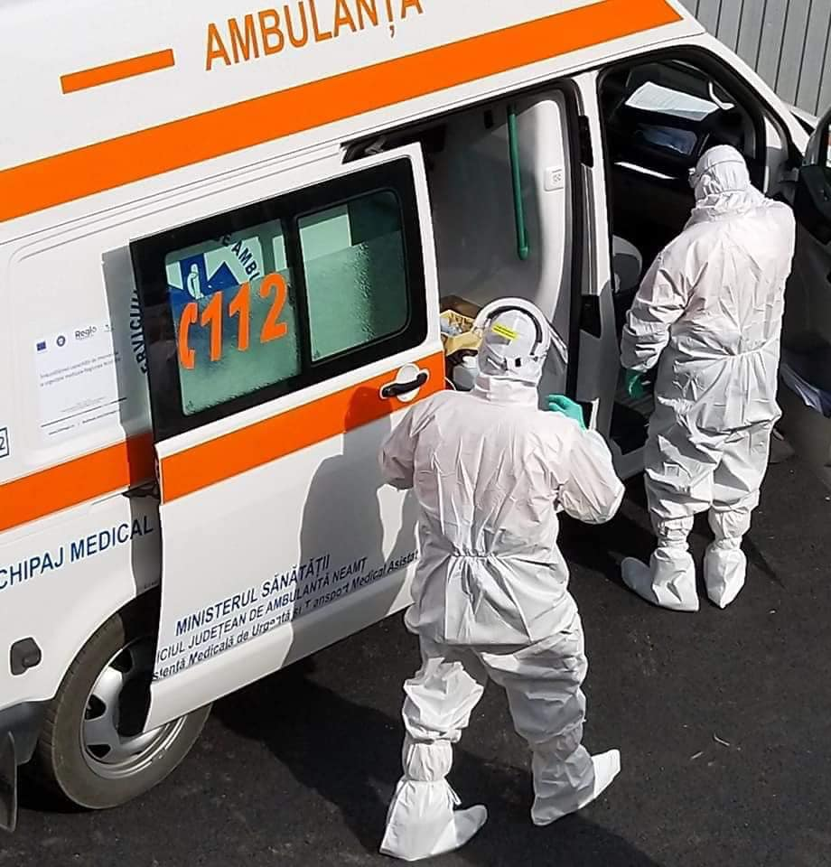Medie de 36 de cazuri pe zi. Scad internările în spitalele COVID și secțiile ATI