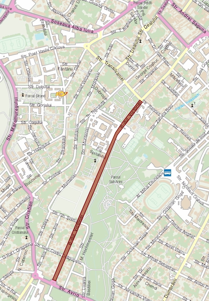 Restricții de circulație pe bulevardul Victoriei și Bahluiului. Parcarea de la Cazarma 90 se închide