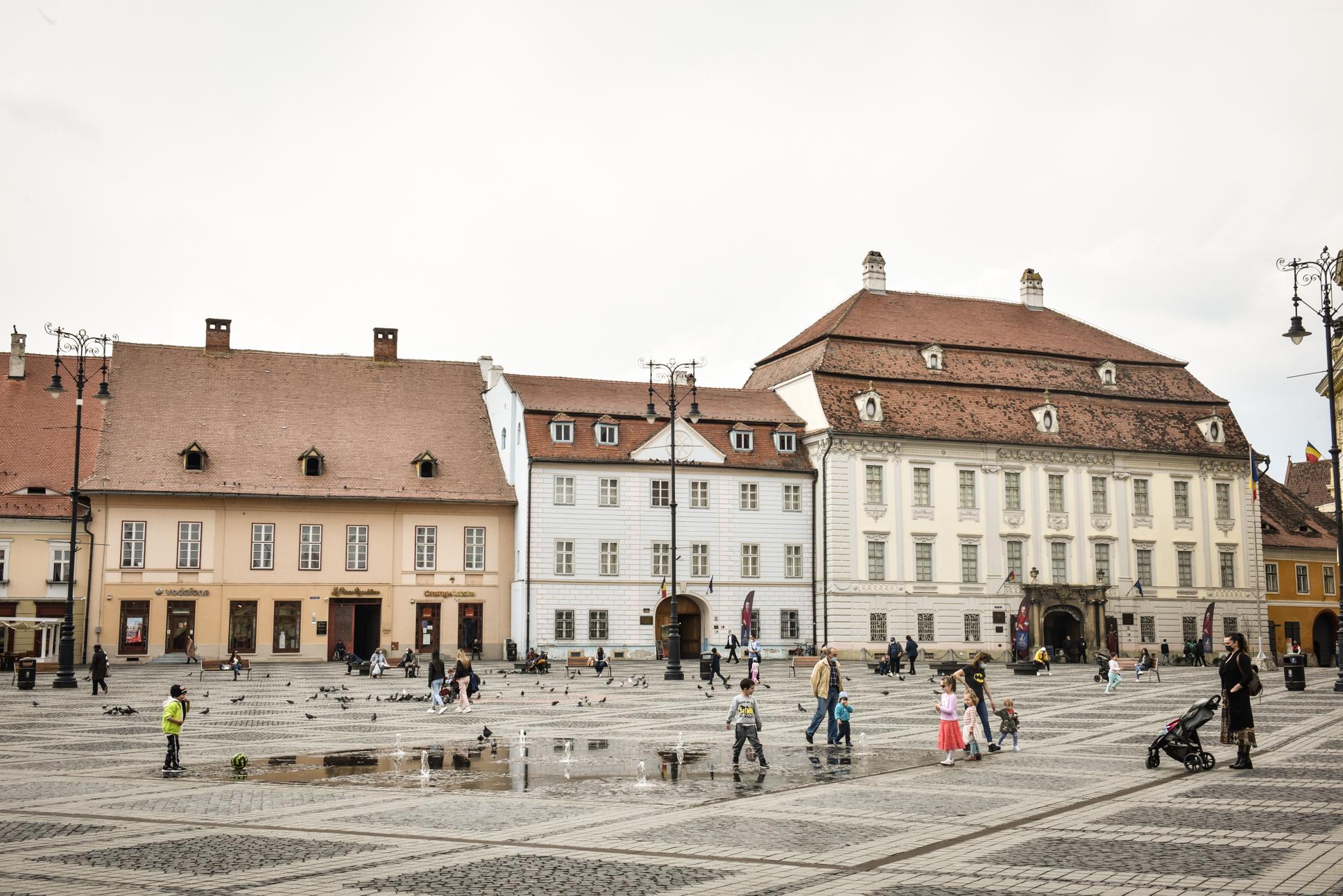 Incidența continuă să scadă: 2,08 în Sibiu, 2,26 în Cisnădie și 1,29 în Șelimbăr