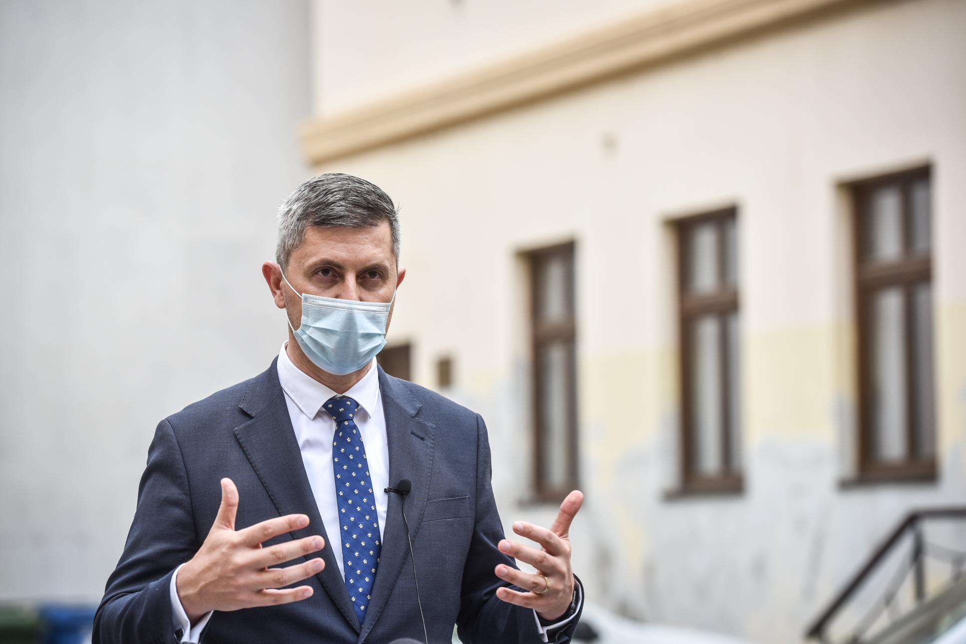 """Al doilea om din Guvern, despre noul spital județean al Sibiului: """"nu banii vor fi problema"""""""