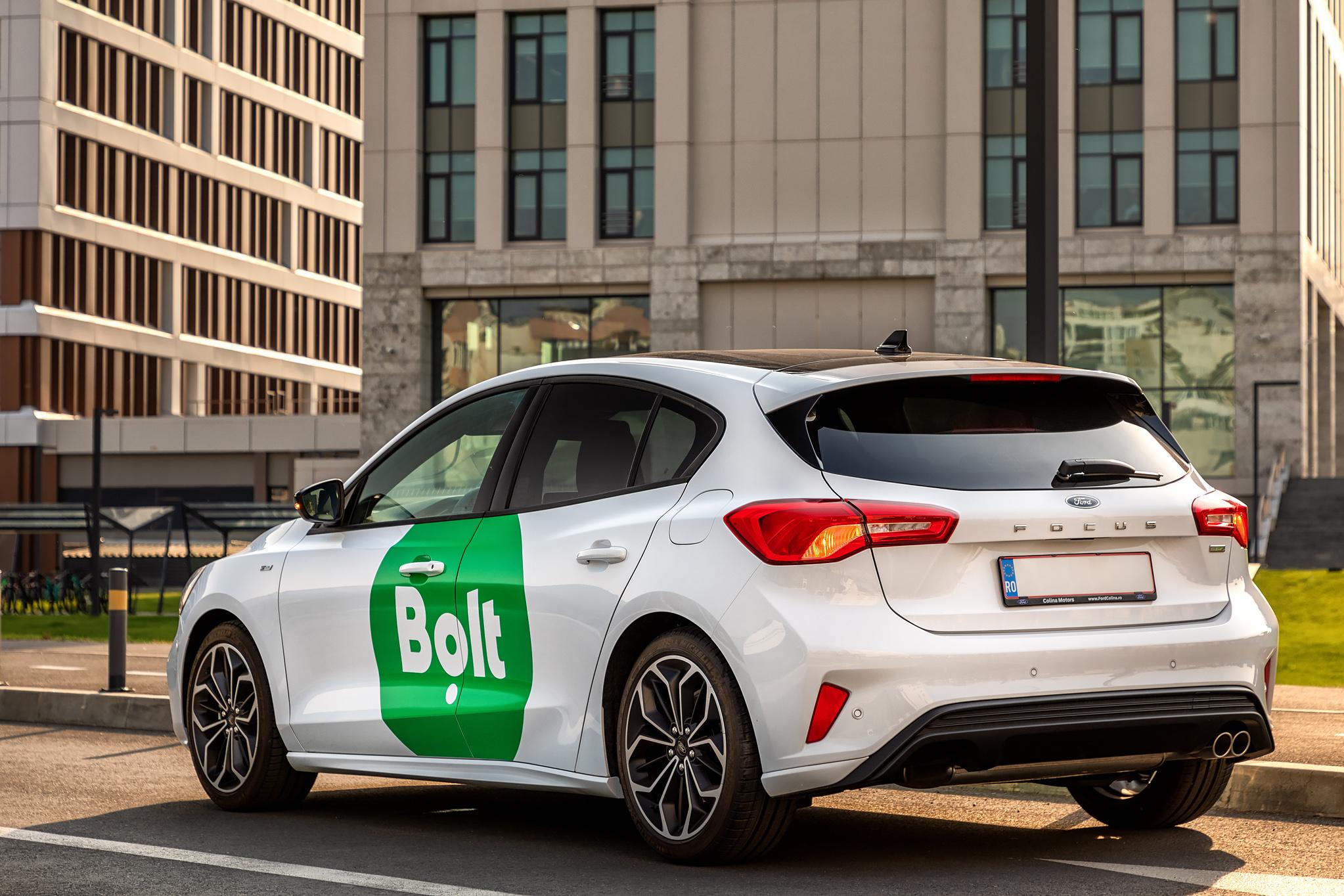 Bolt ajunge în Sibiu. Transport, trotinete electrice și delivery