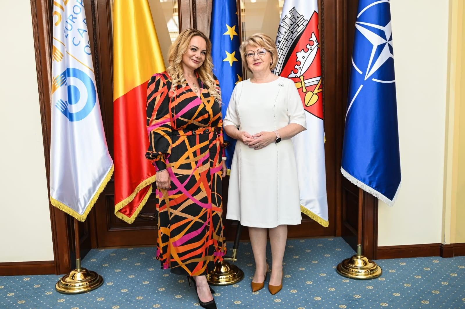 Astrid Fodor: ambasadorul României în Cuba dorește să cheme de acolo turiști la Sibiu