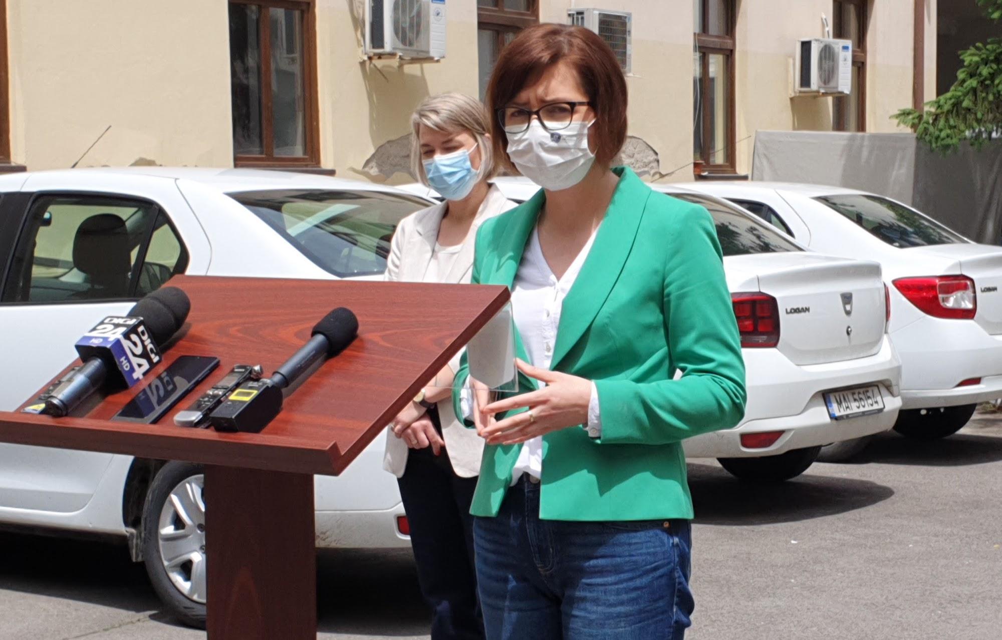 Ministrul Sănătății, la Sibiu: cadrele medicale care nu se vaccinează se vor testa pe banii lor
