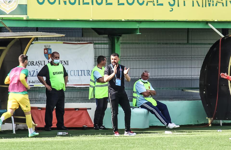FC Hermannstadt își joacă astăzi viitorul. Antrenorul Eurgen Beza, apel important pentru suporterii fotbalului din Sibiu