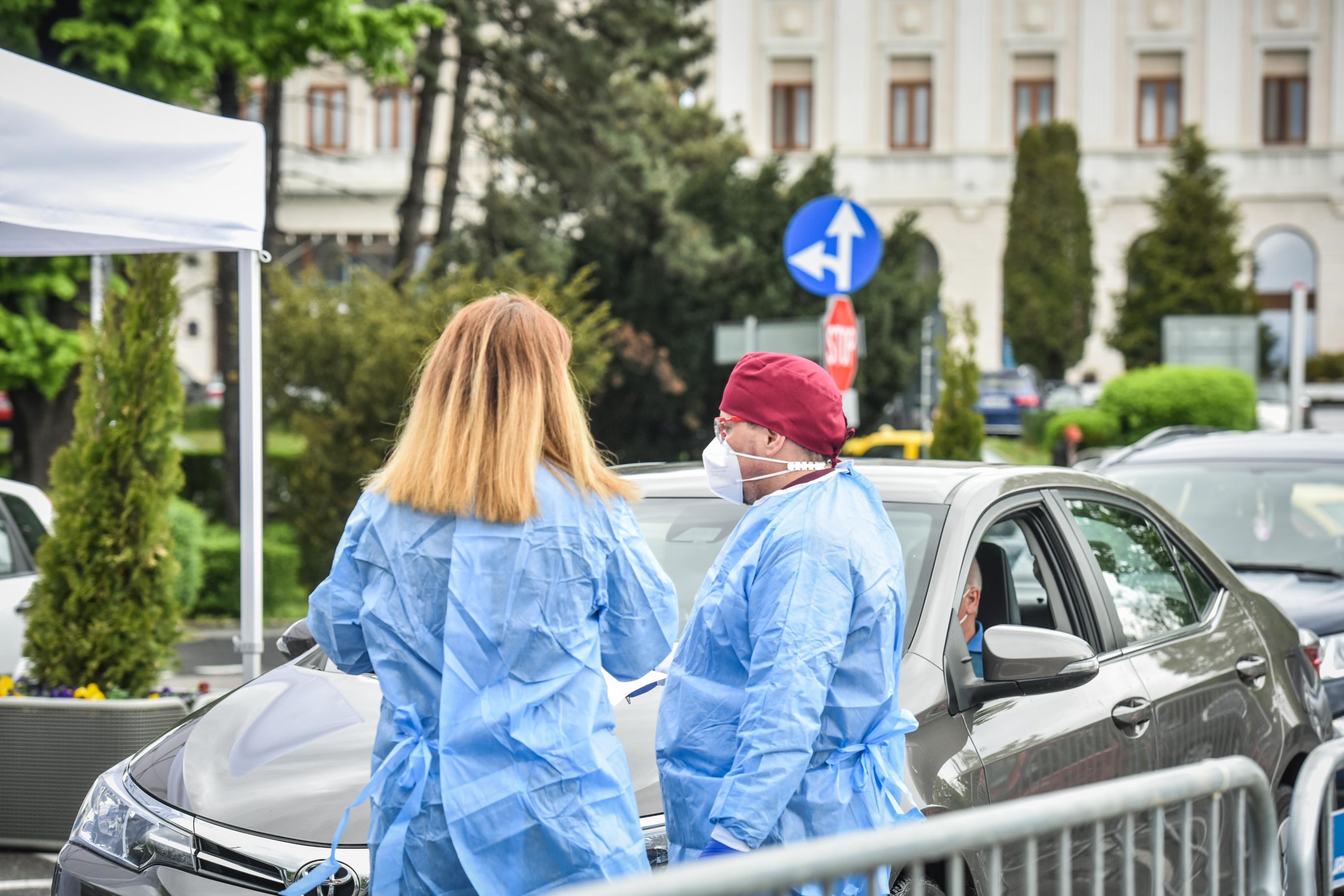 35,4% - acoperirea vaccinală în Sibiu. Județul se menține pe locul trei în țară
