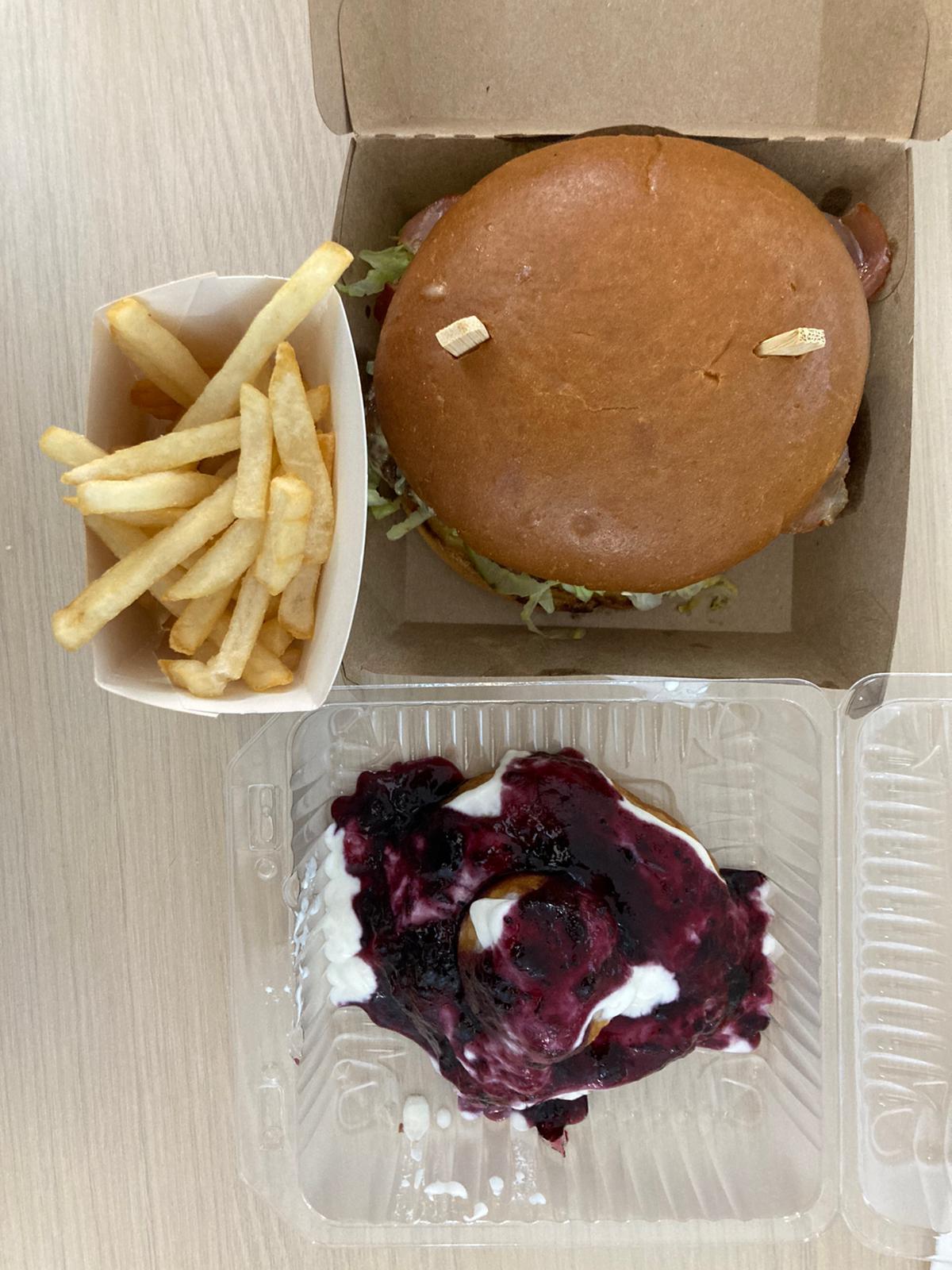 La Ruff Burger – nu are nimic special, dar nici toxiinfecție alimentară n-am făcut