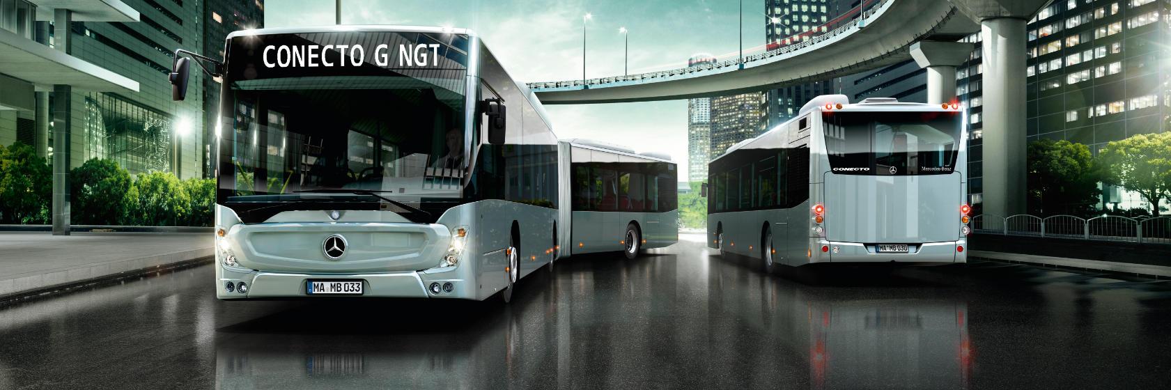 Investiție de 77 milioane de lei în transport. 40 de autobuze Mercedes vor circula prin Sibiu