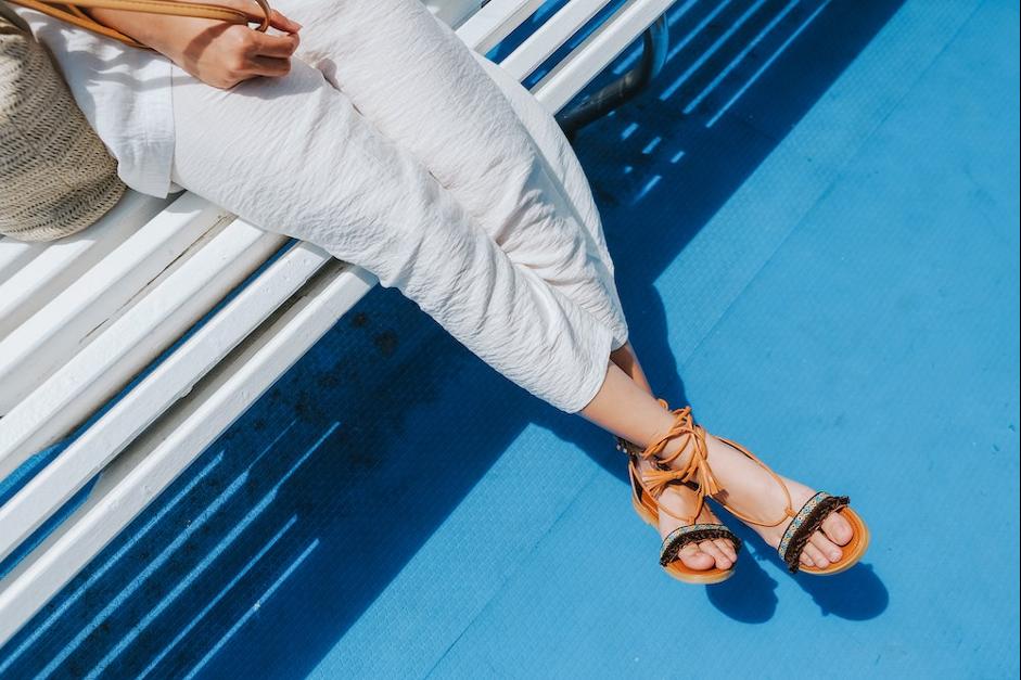 Sandale la modă în 2021