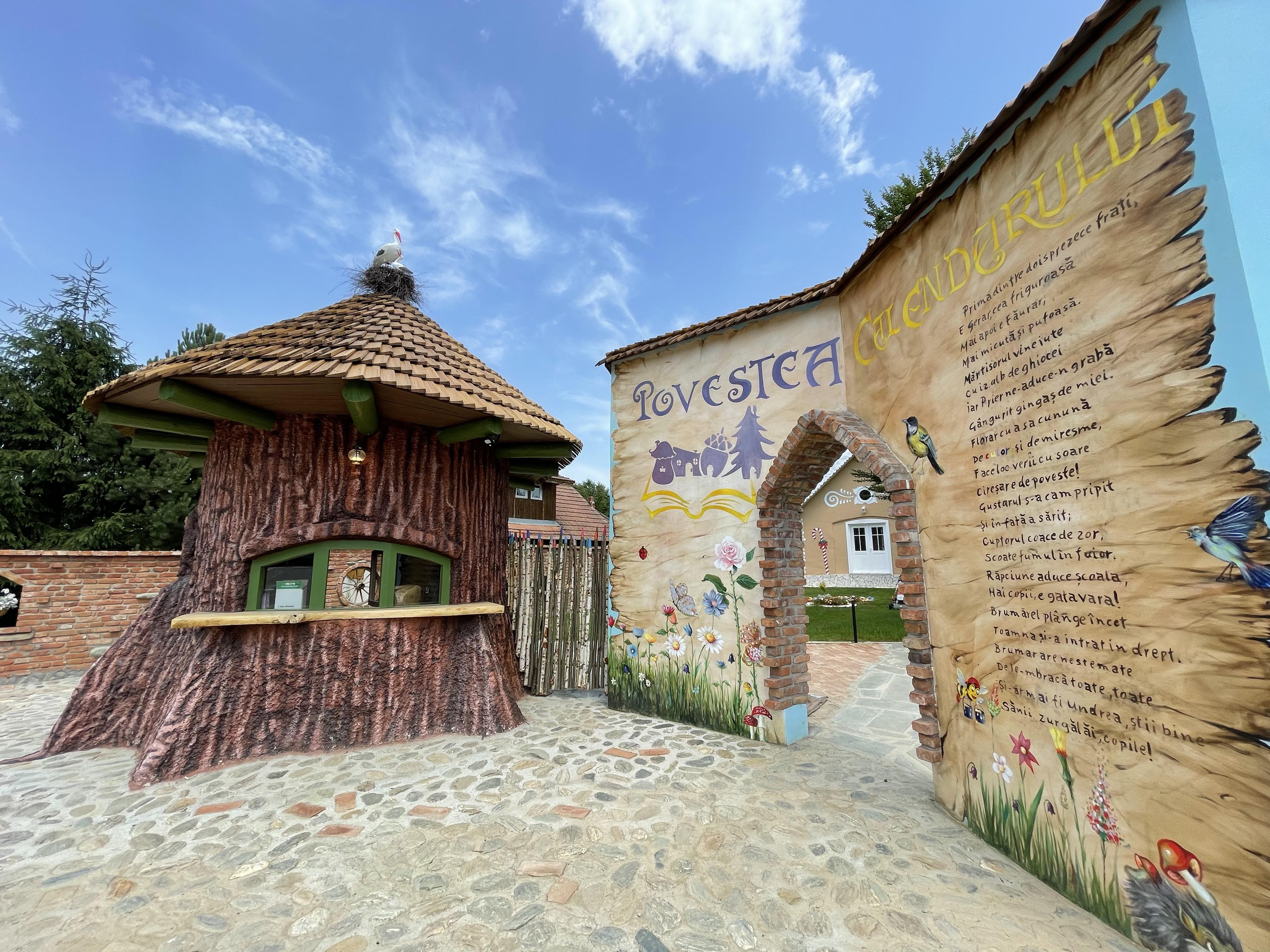 """Parcul tematic """"Povestea calendarului"""" se deschide sâmbătă. Copiii de până în 14 ani au accesul gratuit la inaugurare"""