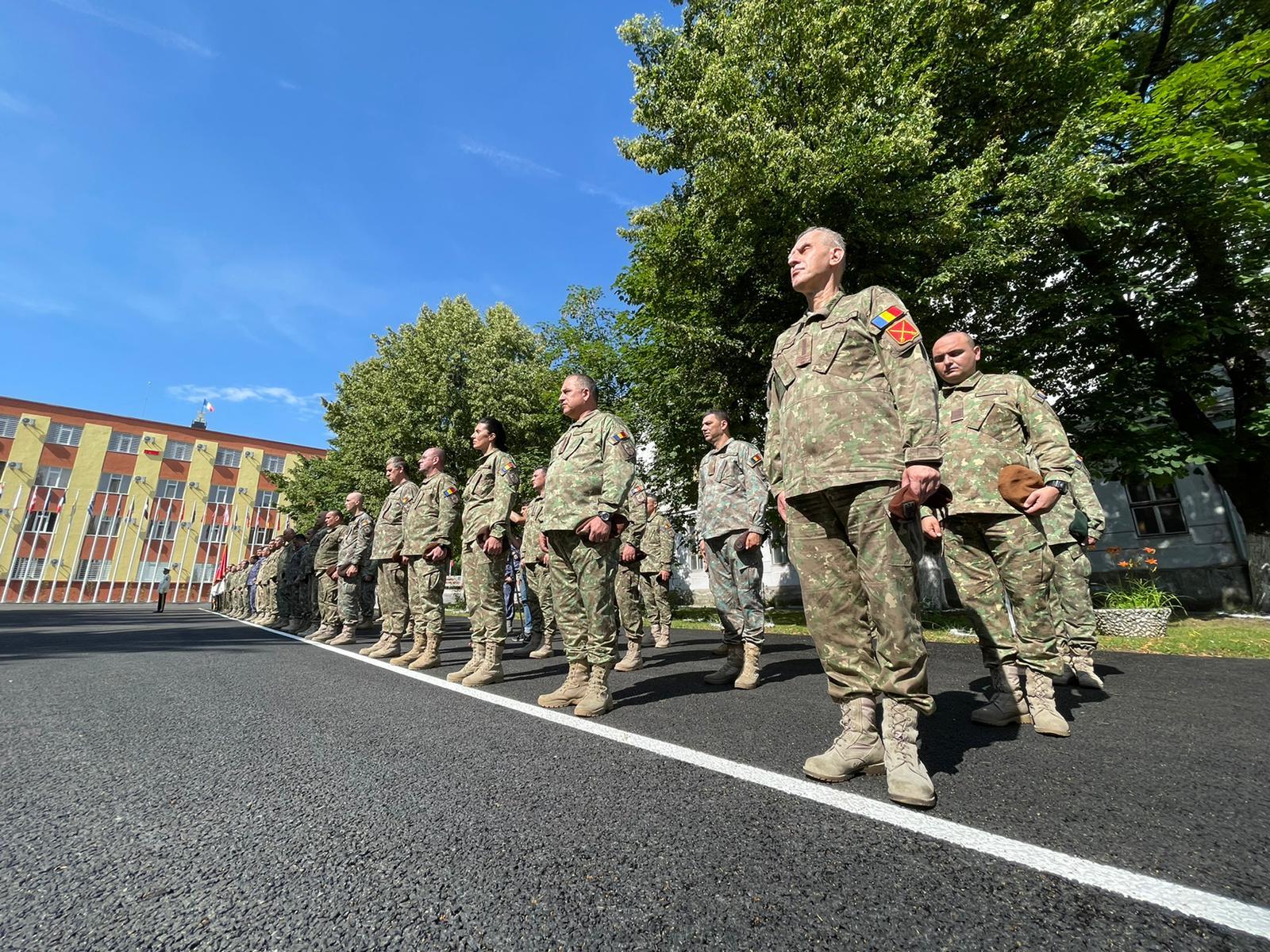 """Începând de astăzi avem Comandament NATO. Șeful Statului Major al Apărării: """"Multe drumuri vor duce la Sibiu"""""""