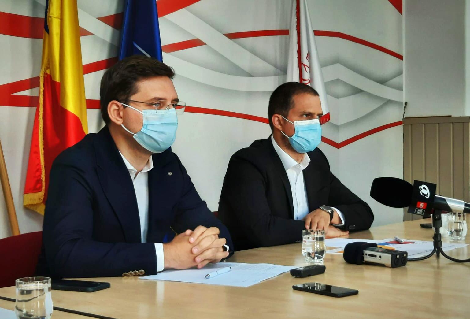 """Bogdan Trif, PSD Sibiu: """"Împrumuturile uriașe pe care Cîțu și echipa lui le-au făcut nu se regăsesc nici în măriri de salarii, pensii sau alocații pentru copii"""""""
