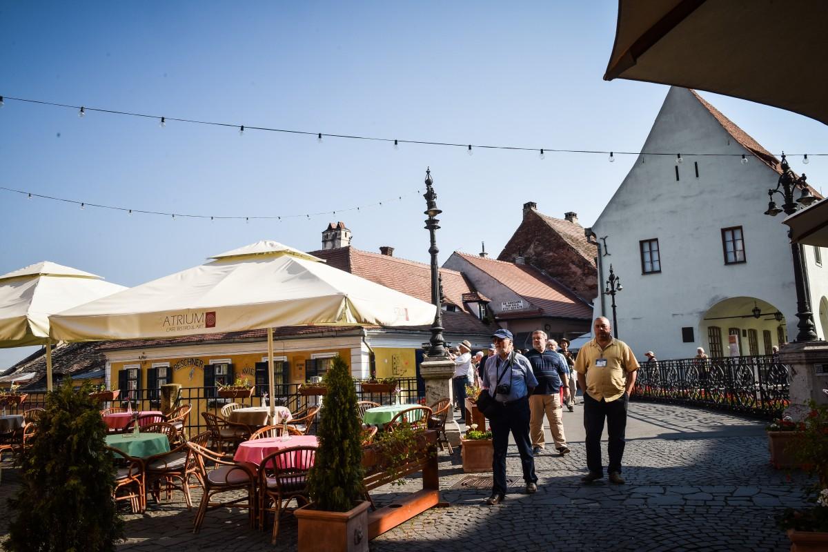 DRS: Dintre toate județele regiunii, la Sibiu turiștii stau cel mai puțin. La numărul de turiști ne-a depășit clar și Mureșul