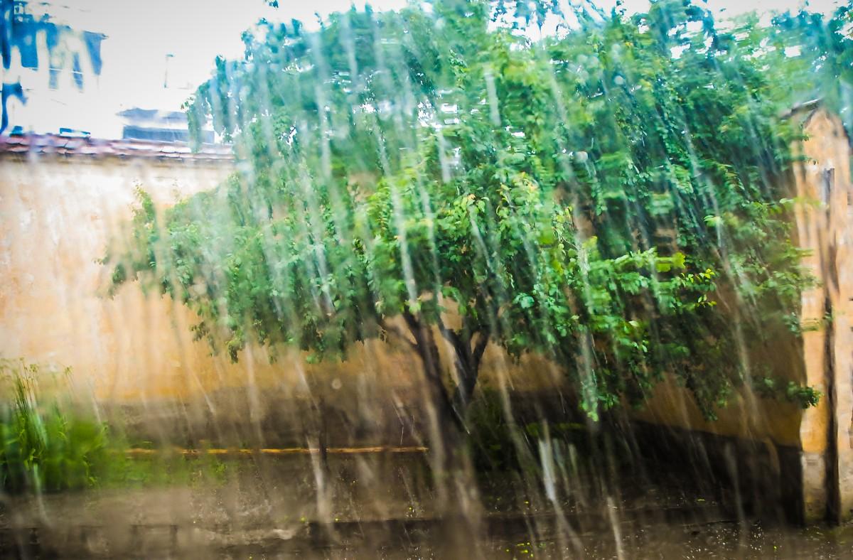 ACTUALIZARE - Cod roșu de ploi puternice și vijelii în județul Sibiu