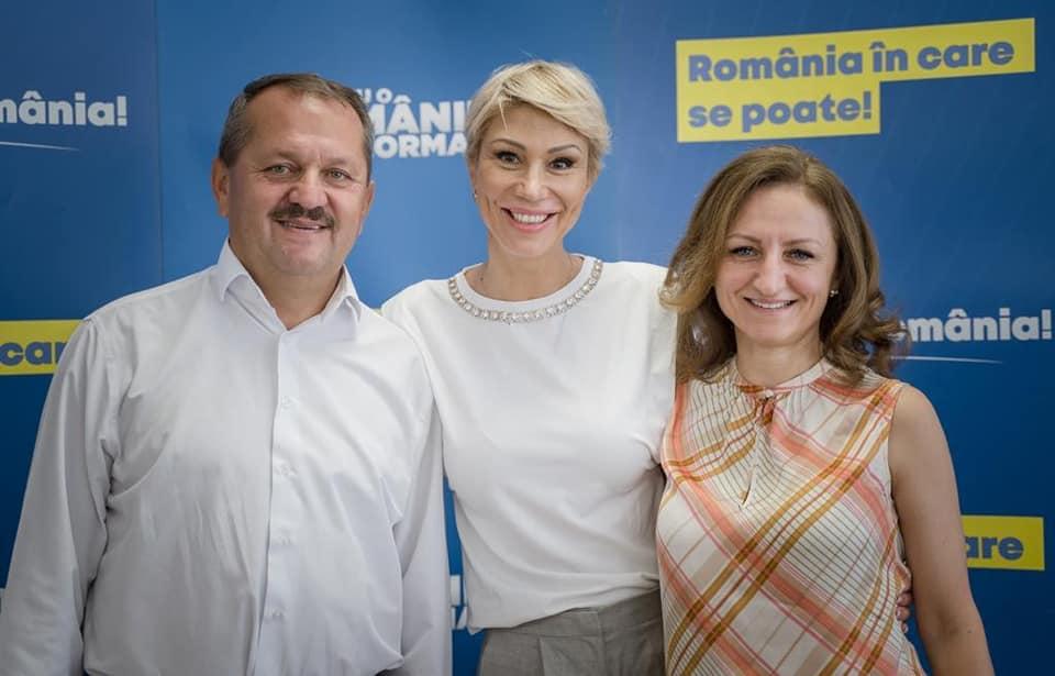 Răspunsul Ralucăi Turcan după anunțul candidaturii lui Șovăială: primarul Avrigului, propus pentru funcția de prim-vicepreședinte