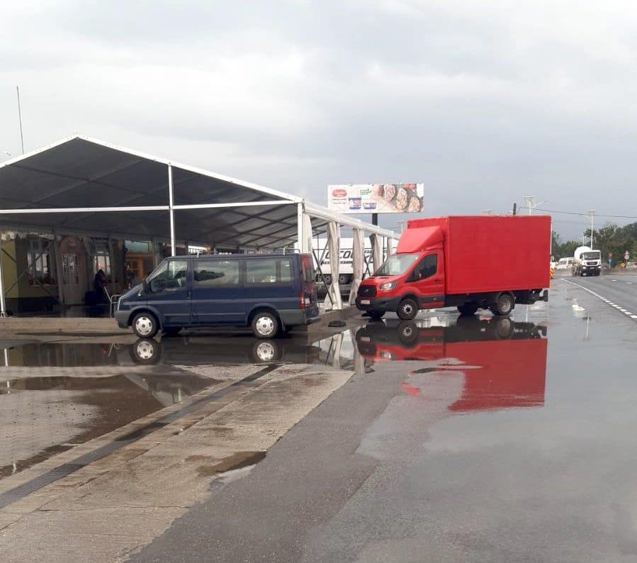 Drept la replică. Președintele USR PLUS Râmnicu Vâlcea se delimitează de construcția ilegală din giratoriul de la Veștem