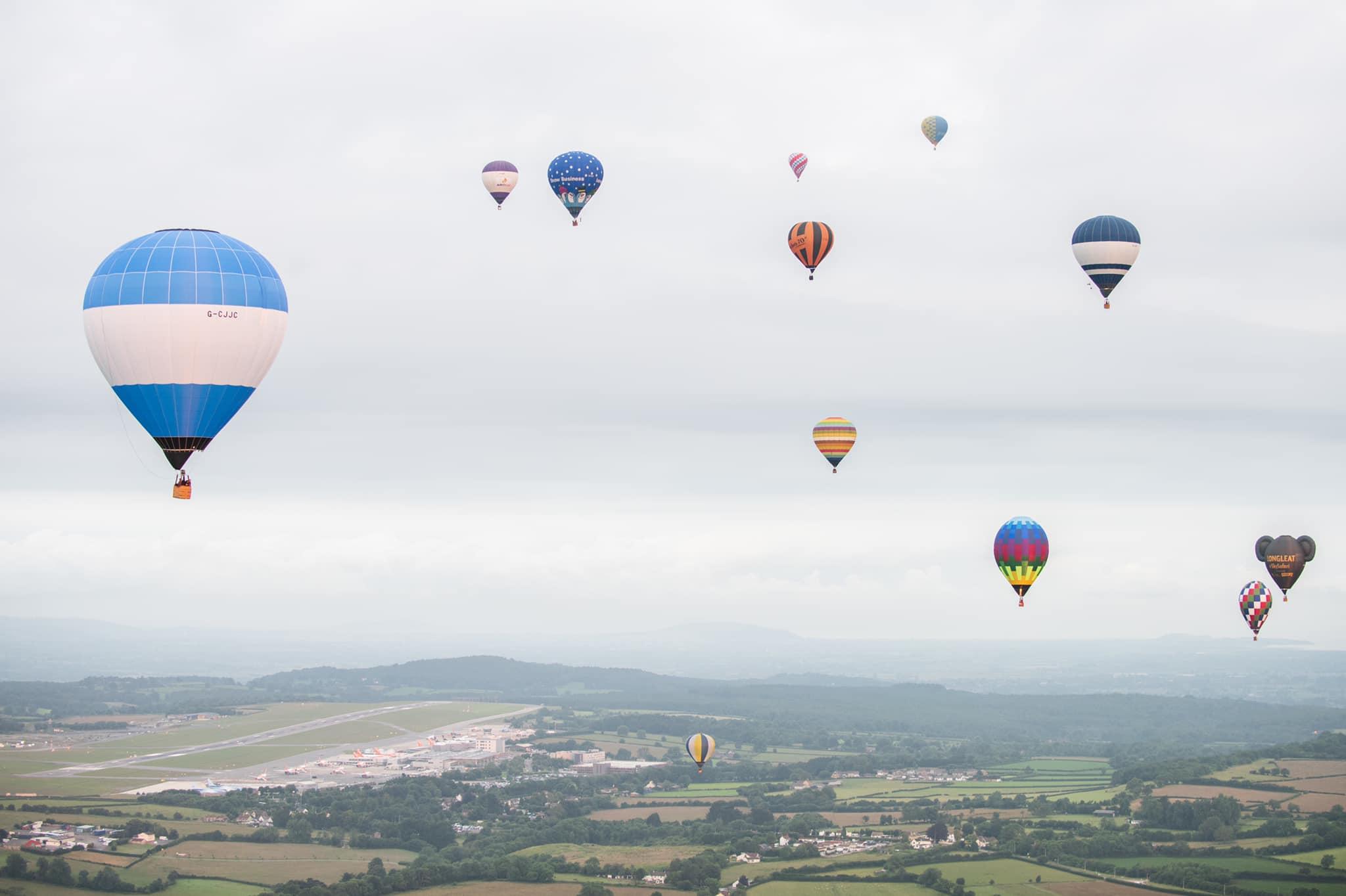Premieră la Sibiu: Festival al baloanelor cu aer cald și petrecere cu muzică live la o mie de metri altitudine