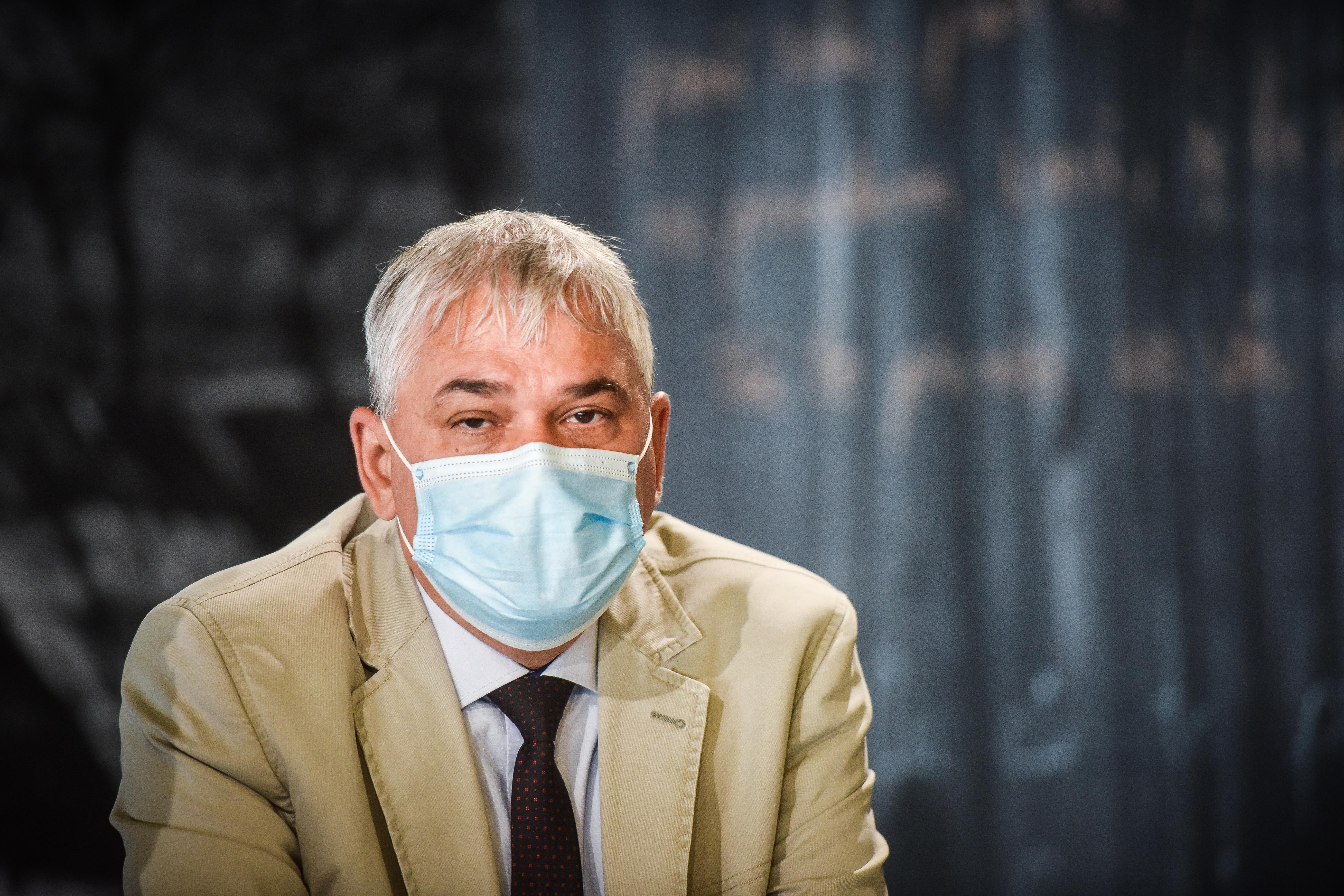 Interviu, Benedek Zacharie: Noul spital județean ar fi trebuit să fie într-un alt stadiu, trebuia să fie pornită lucrarea, trebuia să fie constructorul în șantier