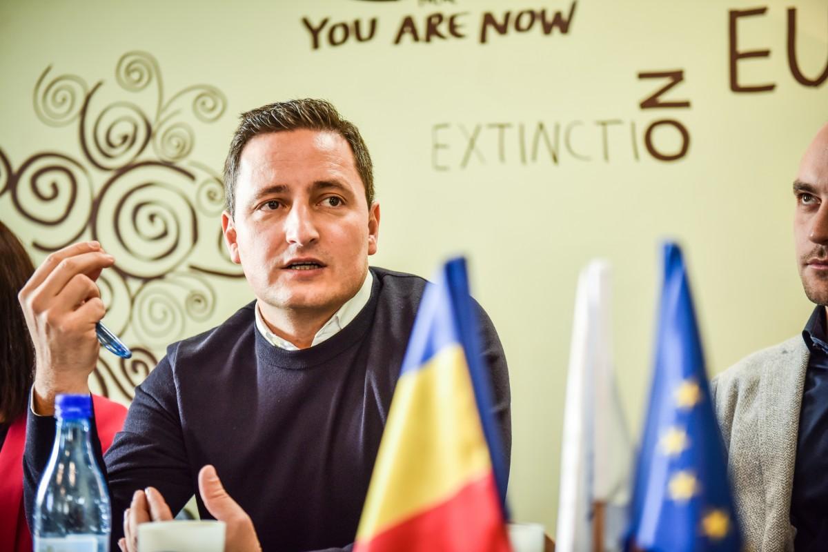 Nicu Ștefănuță, după vizita în Statele Unite: America is back!
