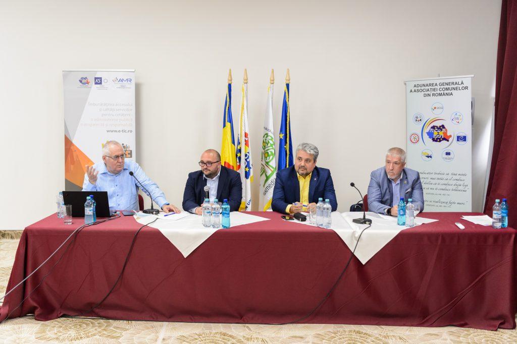 Asociația comunelor din România colaborează cu reprezentanții Gărzii Naționale de Mediu pentru un mediu rural sănătos, curat și nepoluat