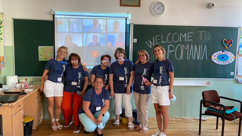 """Un proiect Erasmus+ al Școlii """"Nicolae Iorga"""" din Sibiu s-a încheiat cu prezența oaspeților din trei țări europene"""