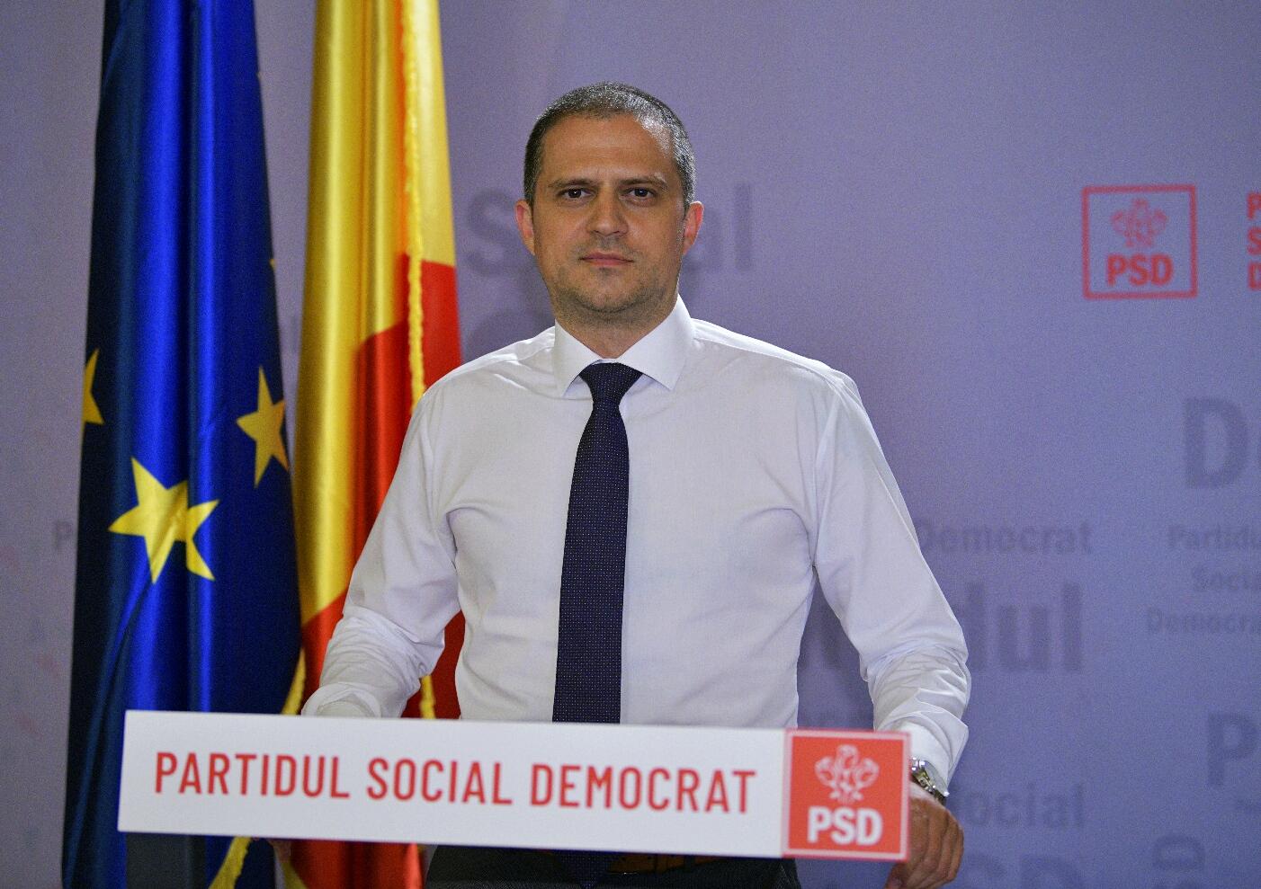 """Bogdan Trif, PSD Sibiu: """"Cât de imoral a ajuns PNL Sibiu să susțină un turnător al Securității cum este Eugen Iordănescu?"""""""