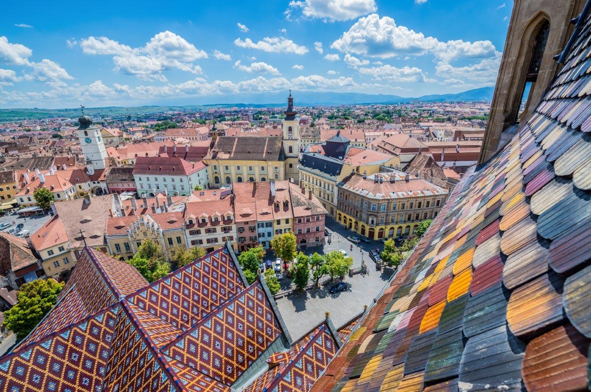 Comisia Europeană în România recomandă turiștilor să viziteze Sibiul