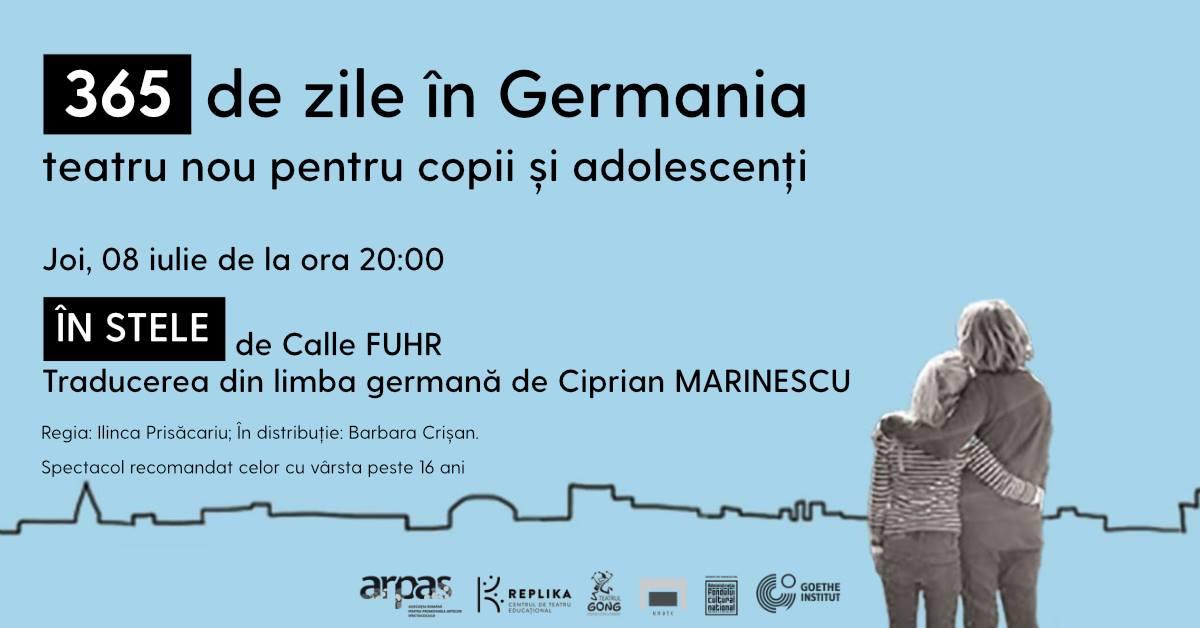 Teatru nou pentru public tânăr, în premieră la Sibiu