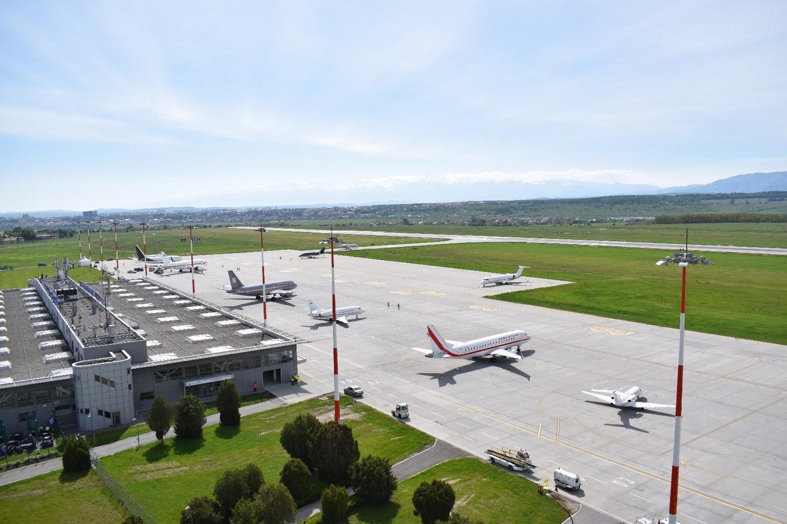 Consiliul Județean Sibiu a publicat anunțul pentru selecția celor 5 membri din cadrul Consiliului de Administrație al Aeroportului Internațional Sibiu R.A.