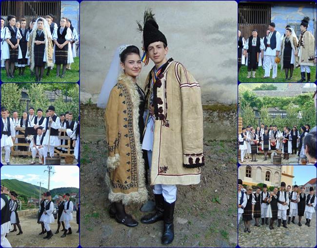 Nunta ciobănească și atelier de preparate ca la stână la Muzeul Astra