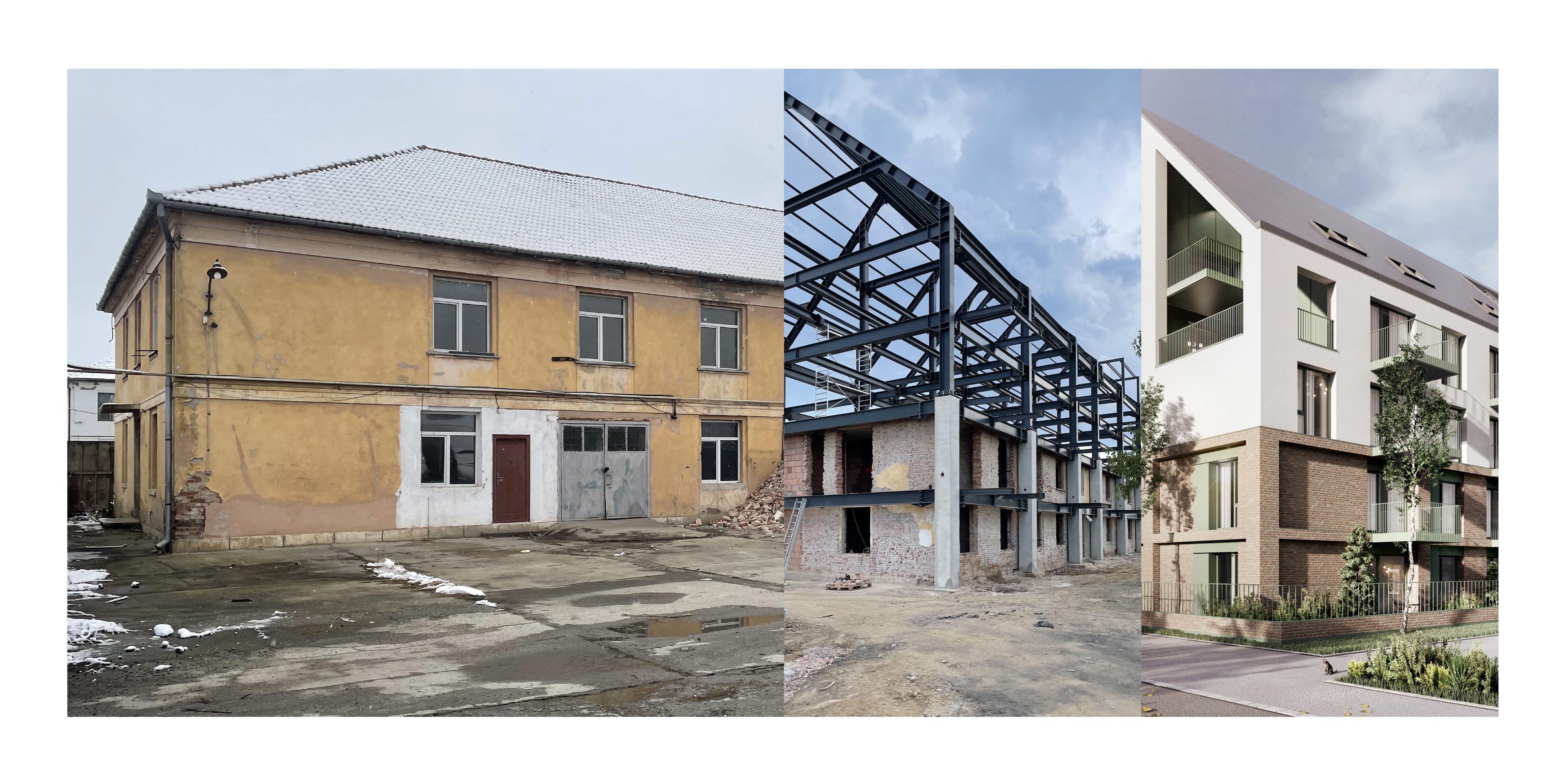 Schimbarea la față a Sibiului: The Lake Home – Proiect cu valoare de piață de peste 100 mil. de euro într-o fostă zonă industrială, cu 20.000 de metri pătrați de spații verzi noi