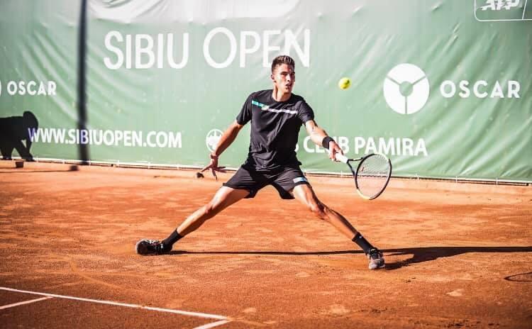 Sibianul Victor Cornea s-a calificat pentru prima dată în finala unui turneu ATP Challenger