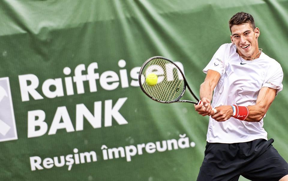 """Victor Cornea, după primul titlu ATP Challenger din carieră: """"promovați nu doar acest seducător rezultat, ci și povestea întreagă"""""""