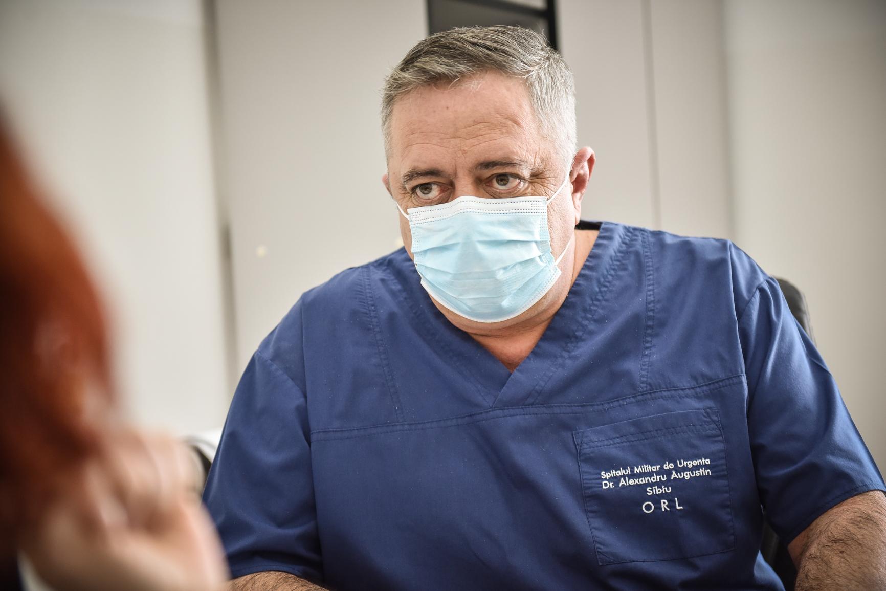"""Medicul Daniel Chelcea este singurul candidat pentru funcția de manager al Spitalului Județean: """"Mă bucur că sunt singur"""""""