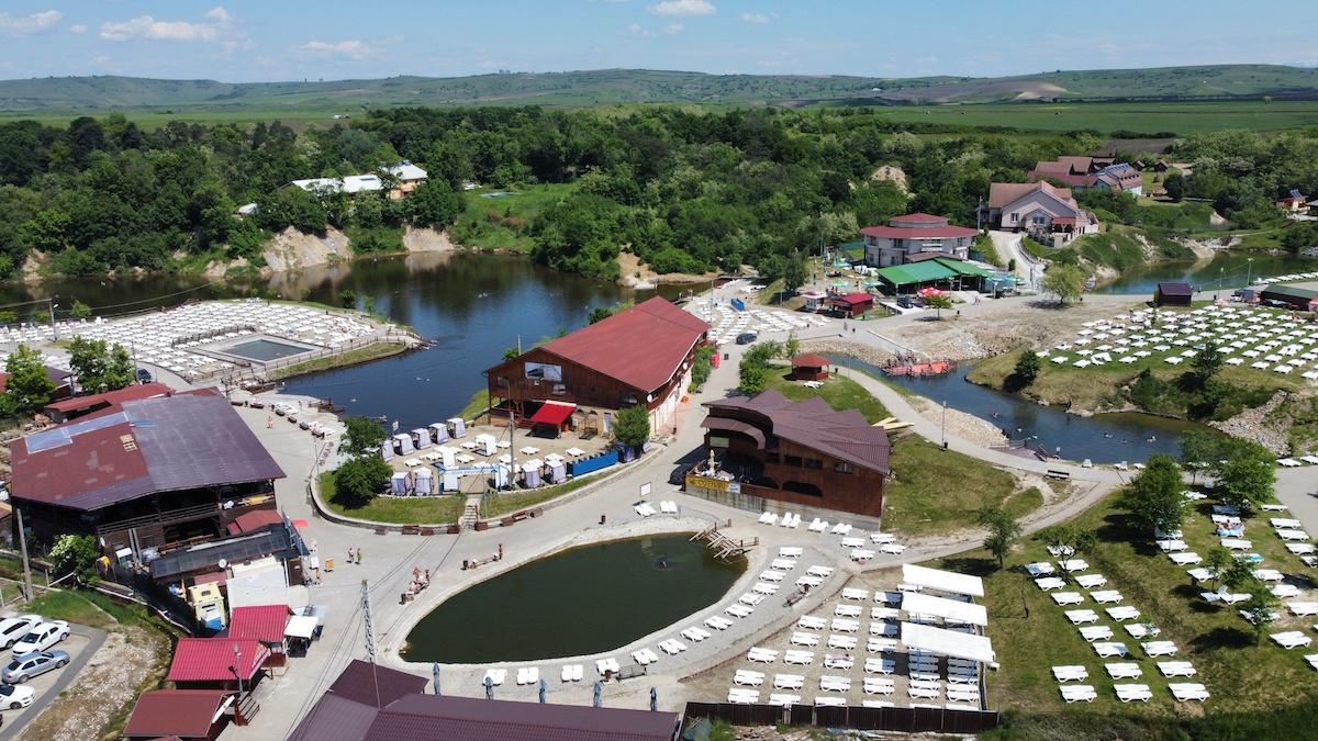 Au început reducerile de sfârșit de sezon la Ocna Sibiului