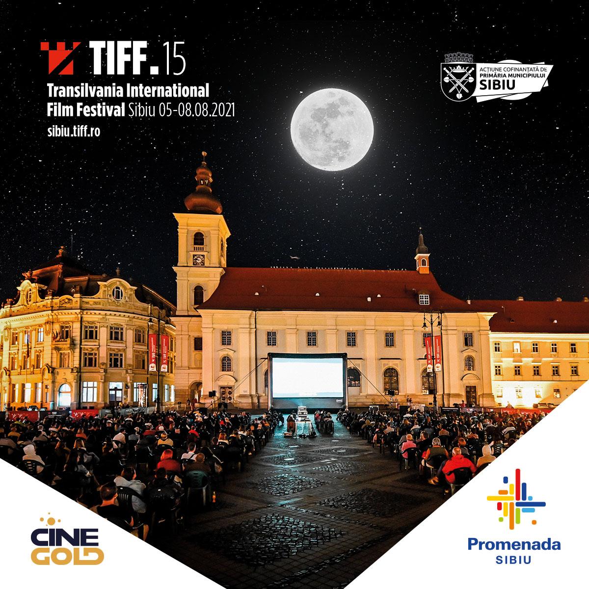 Cele mai importante pelicule de la TIFF pot fi vizionate la Promenada Sibiu, între 5 și 8 august