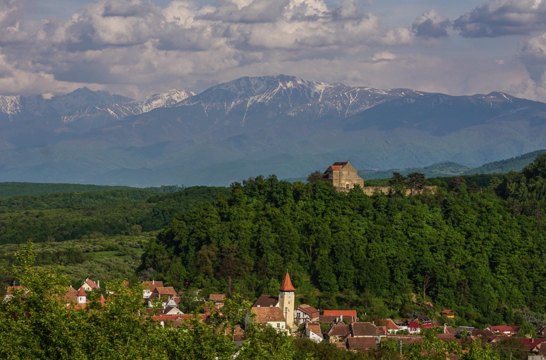 Pute la Cisnădioara